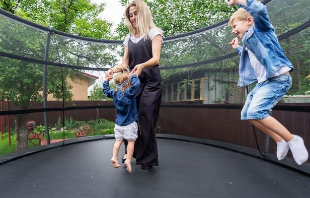 Family Trampolines